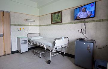 Venkataeswara Hospitals Patient Room