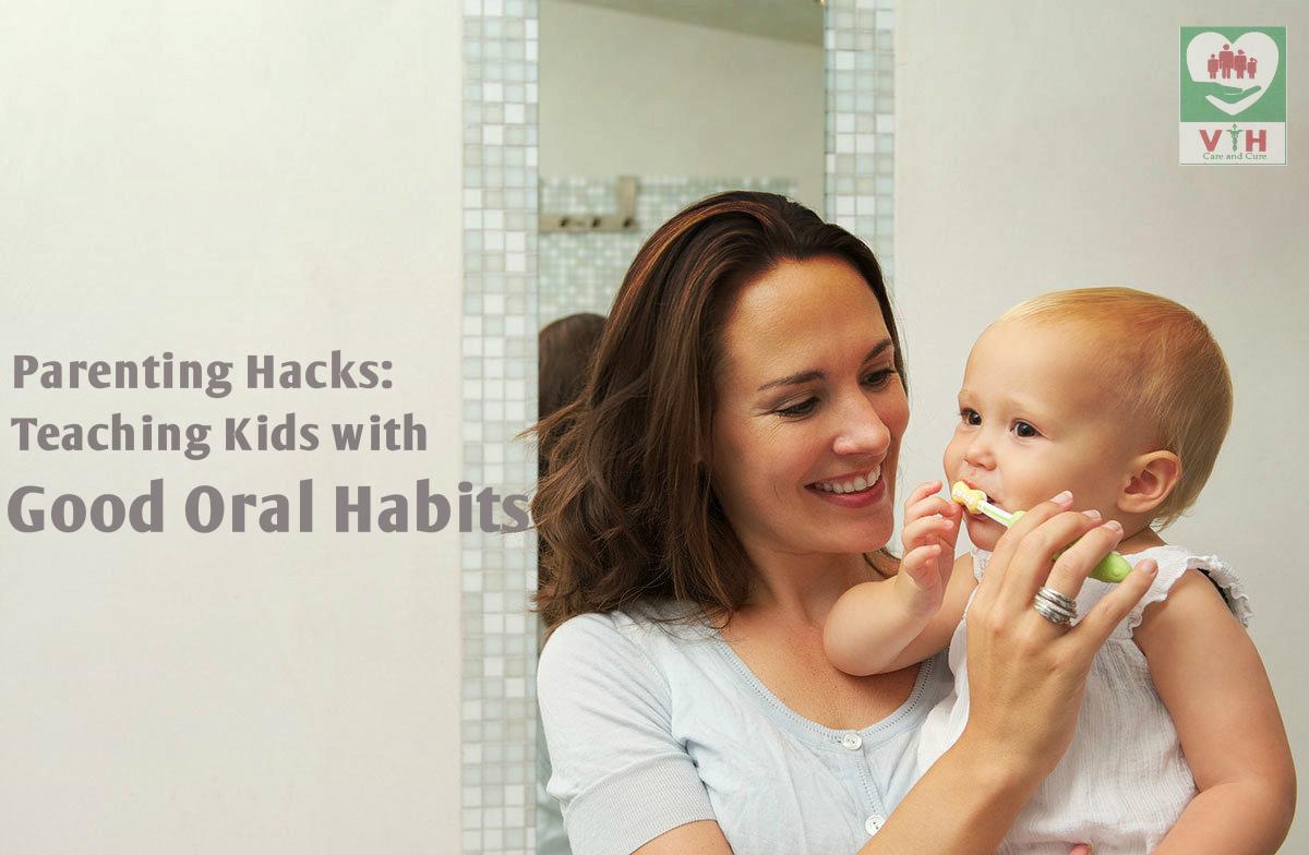 Teach Good Dental Health for Your Kids