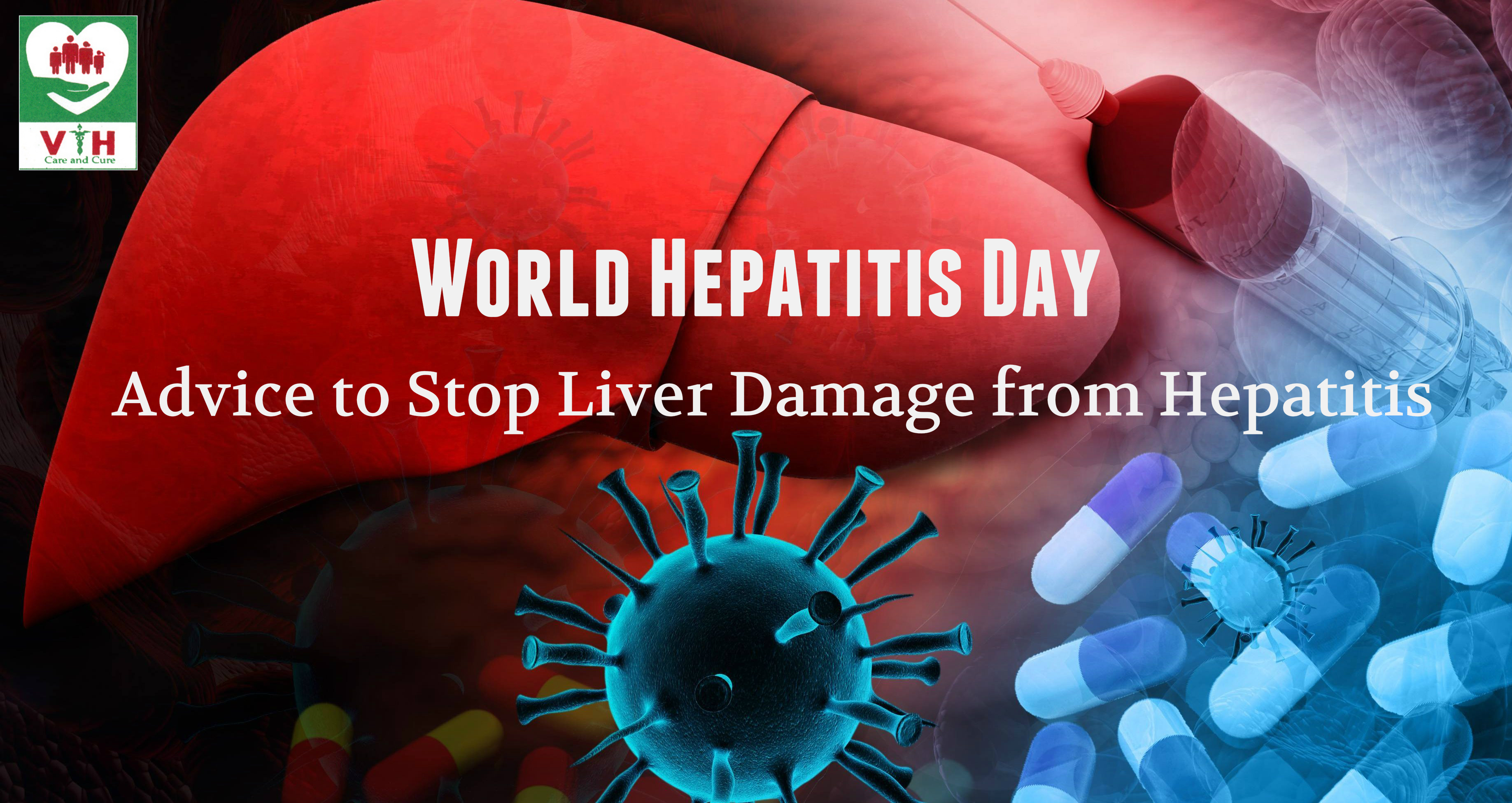 Advice to Stop Liver Damage Hepatits
