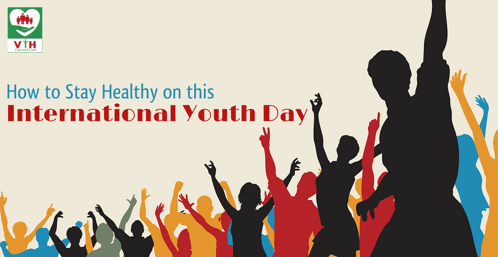 4 Tips on How to Stay Healthy on this International Youth Day