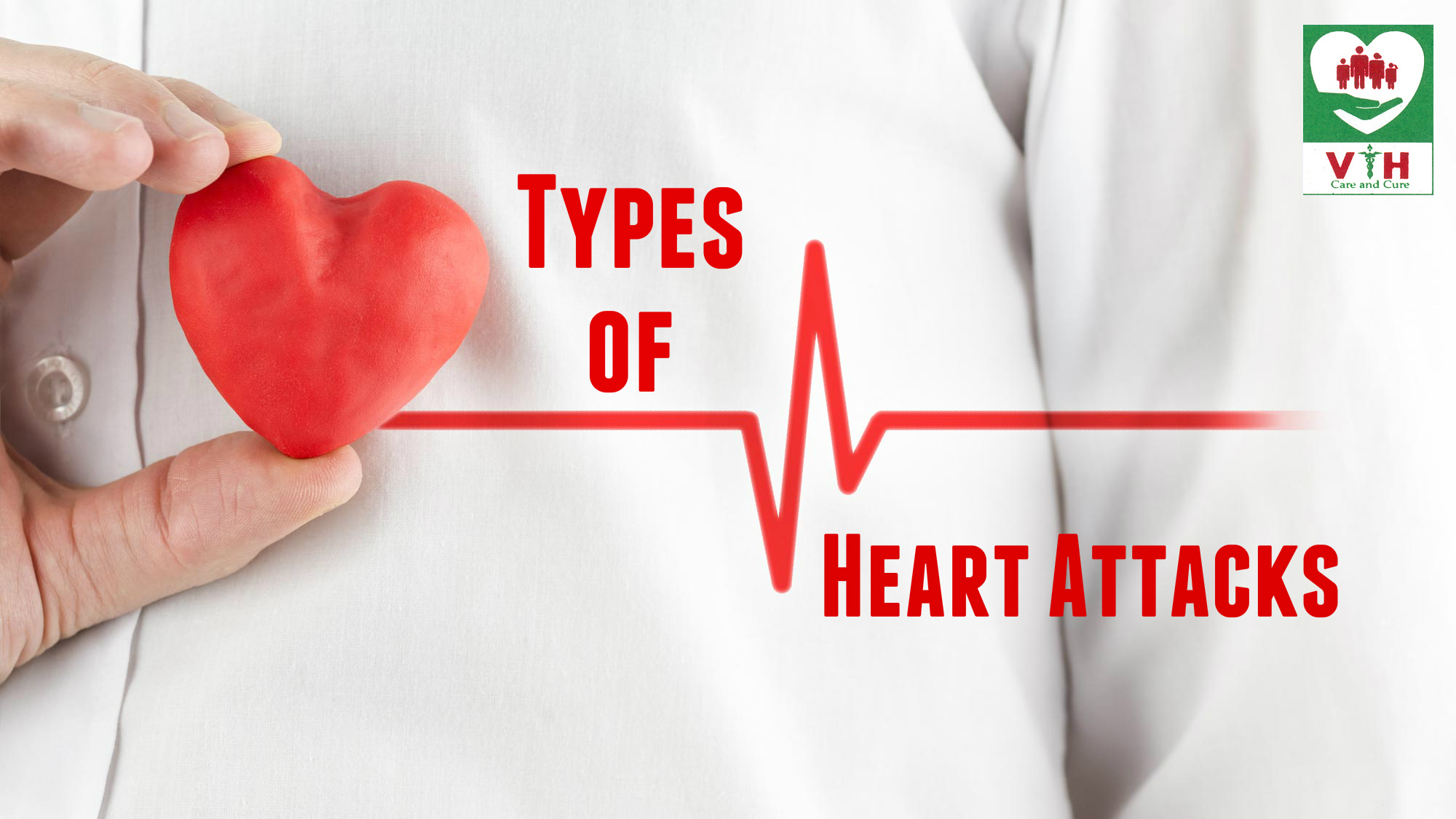Five Different Types of Heart Attacks